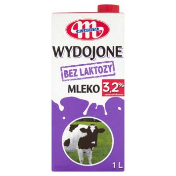 MLEKOVITA Wydojone Milk without lactose 3,2% 1l