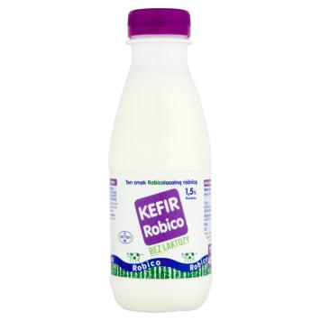 ROBICO Kefir without lactose 1,5% 400g