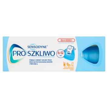 Pasta do zębów dla dzieci - Sensodyne. Idealna czystość i ochrona dla zębów.