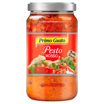 PRIMO GUSTO Pesto Rosso Sos do makaronu 190g