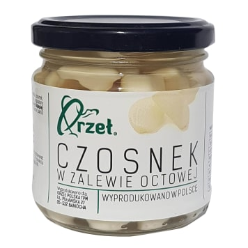 ORZEŁ POLSKA Garlic in vinegar 170g