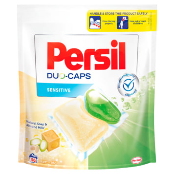 PERSIL Duo-Caps Sensitive Kapsułki do prania 36 szt. 900 g