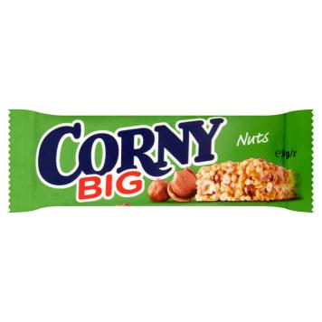 Baton zbożowy orzechowy - Corny
