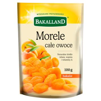 Morele suszone - Bakalland