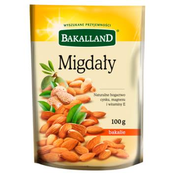 Migdały łuskane - najlepsza jakość - Bakalland
