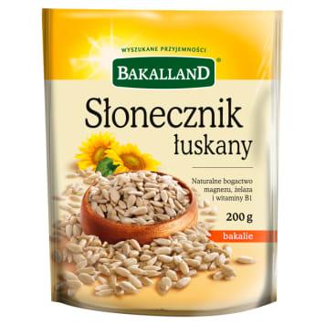 Słonecznik - Bakalland