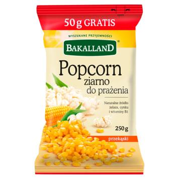 Popcorn - Bakalland
