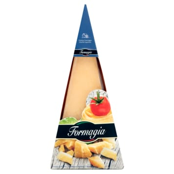 FORMAGIA Hard cheese wedges 180g