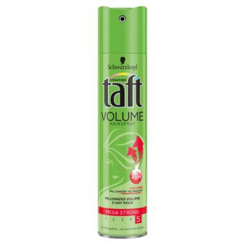 Lakier do włosów Ultra strong - Taft to bardzo mocne utrwalenie bez przesuszania i sklejania.