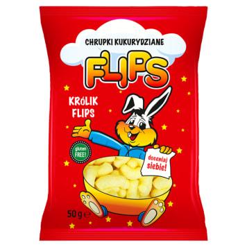 FLIPS Chrupki kukurydziane 50g