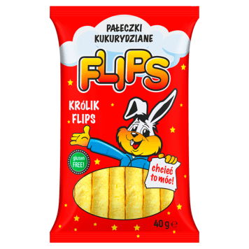 FLIPS Corn sticks 40g