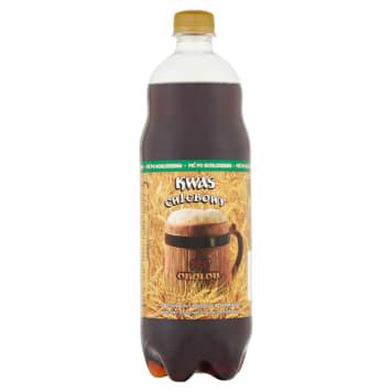 Napój gazowany kwas chlebowy - Obolon. Oryginalny napój, który nawadnia i dostarcza witamin.