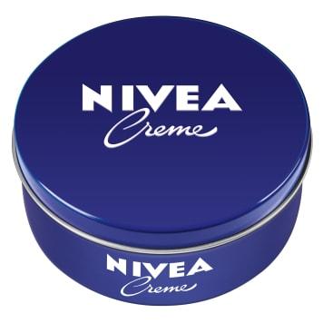 Krem 250 ml – Nivea zawiera wygładzający skórę Eucerit.