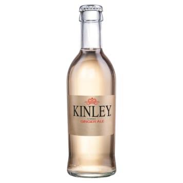KINLEY Napój gazowany o smaku Ginger Ale 250ml
