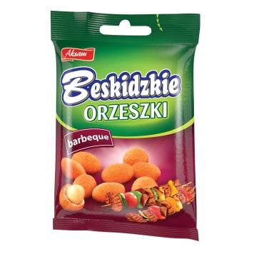 BESKIDZKIE Peanuts barbeque 70g