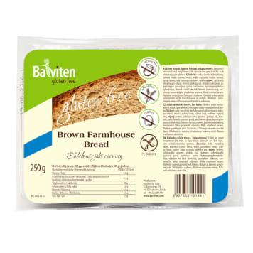 Chleb wiejski - Balviten Premium to przepyszny, bezglutenowy produkt.