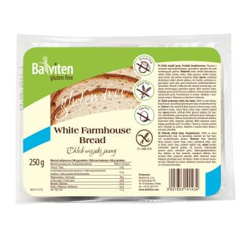 Balviten - Jasny chleb wiejski bezglutenowy Premium to propozycja dla osób nietolerujących glutenu.