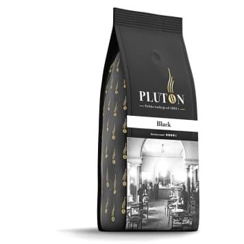 PLUTON Black Coffee powder 250g