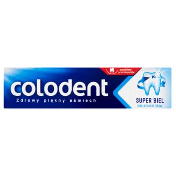 Pasta do zębów Super Biel 100ml - Colodent. Wybiela i czyści zęby.