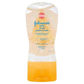 JOHNSONS® BABY Flower Fresh Baby Oil Gel 200ml