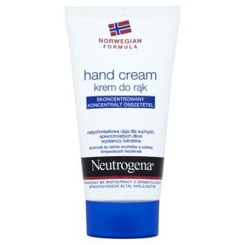 Krem do rąk - Neutrogena. Do codziennej pielęgnacji skóry rąk.