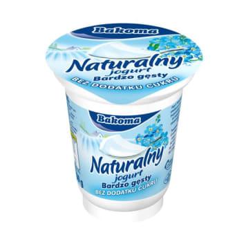 Jogurt naturalny gęsty - Bakoma