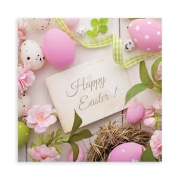 AHA Easter table napkins - eggs, 20 pcs 1pc