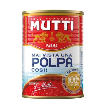 Pomidory w kawałkach –Mutti – to źródło wielu witamin i składnik rozmaitych dań każdej kuchni.