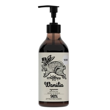 YOPE Liquid soap Vanilla Cinnamon 500ml