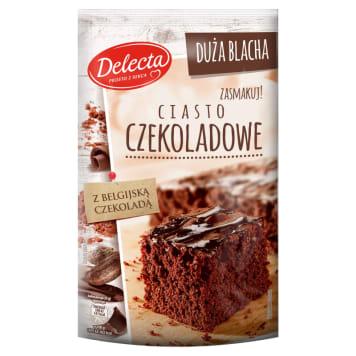 Ciasto czekoladowe - Delecta