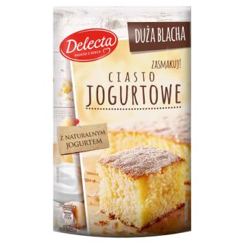 Ciasto jogurtowe 640g duża blacha - Delecta