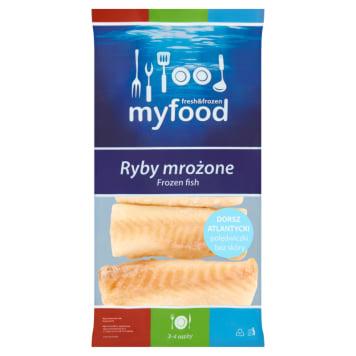 Dorsz atlantycki polędwiczki - My food. Pyszna i zdrowa ryba, która ma bardzo szerokie zastosowanie.