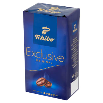 TCHIBO Exclusive Roasted ground coffee 500g