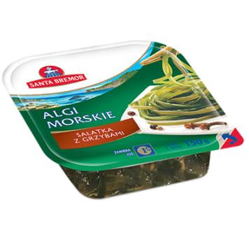 SANTA BREMOR Algi morskie z grzybami 150g