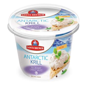 SANTA BREMOR Pasta z kryla antarktycznego z czosnkiem 150g