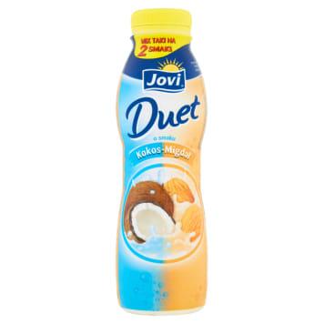 JOVI Duet Yoghurt drink with a coconut-almond flavor 350g