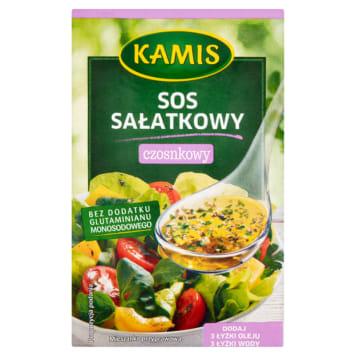 KAMIS Sos sałatkowy czosnkowy 8g