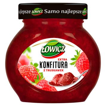 Konfitura truskawkowa - Łowicz
