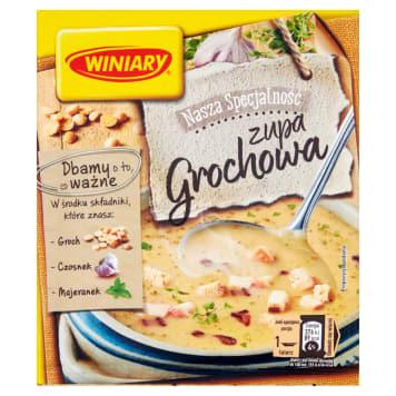 WINIARY Zupa grochowa 75g. Rozgrzewający posiłek dla całej rodziny.