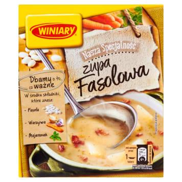 WINIARY Nasza specjalność Zupa fasolowa 65g