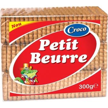 PETIT BEURRE Croco Cookies Vanilla 300g