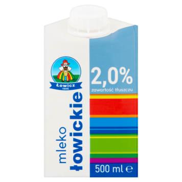 Mleko UHT 2%500ml - OSM Łowicz