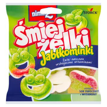 Żelki z sokiem owocowym - Nimm2. Wyjątkowa słodycz uwielbiana przez dzieci.
