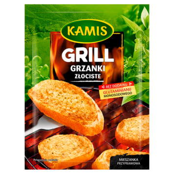 KAMIS GRILL Spice mixture of golden toasts 15g