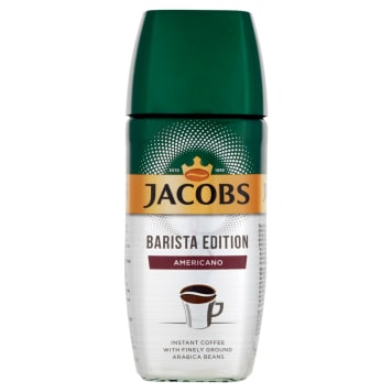JACOBS Barista Edition Instant coffee and ground coffee beans Americano 95 g