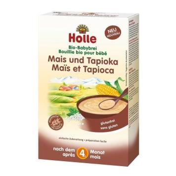 HOLLE Corn porridge with tapioca - after 4 months BIO 250g