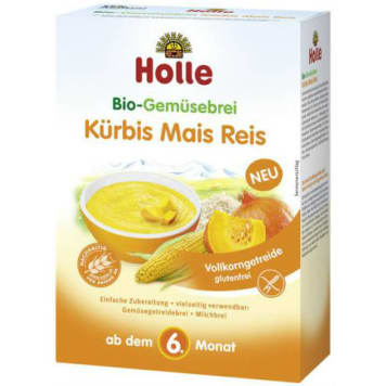HOLLE Vegetable porridge - after 6 months BIO 175g