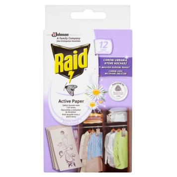 RAID Moth hangers 12 pcs 1pc