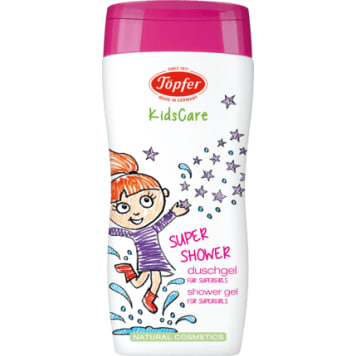 TOPFER shampoo and conditioner for BIO girls 200 ml
