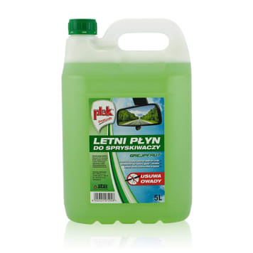 PLAK Premium Summer washer fluid 5 l
